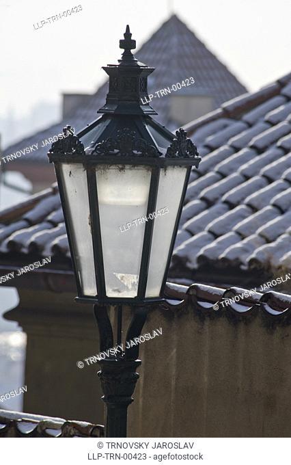 Prague lamp, Little Quarter