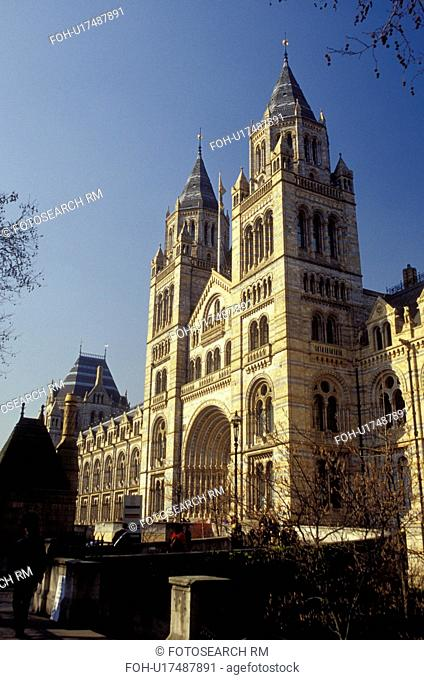 England, London, Great Britain, United Kingdom, Europe, Natural History Museum