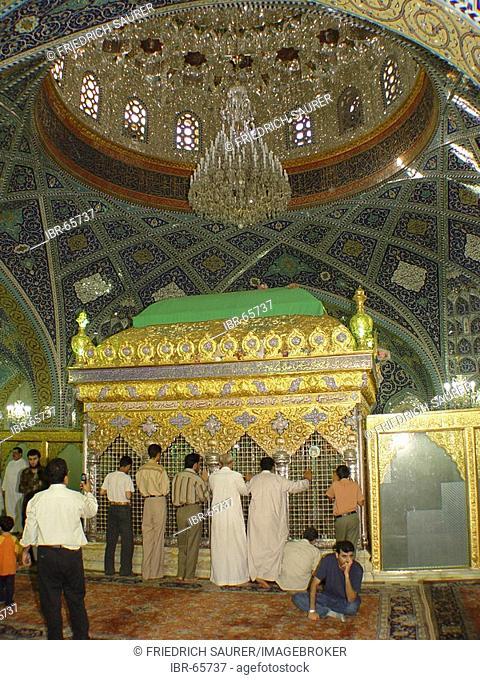 Jami as-Saidat Ruqaiya, destination for shiism pilgrim from iran