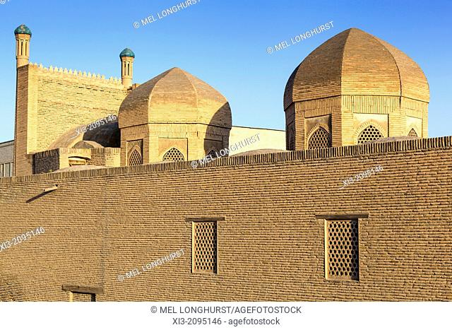 Magoki Attori Mosque, also known as Magoki Attari Mosque, Bukhara, Uzbekistan