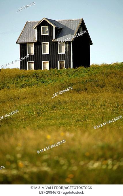Iceland, Thingvellir Valley