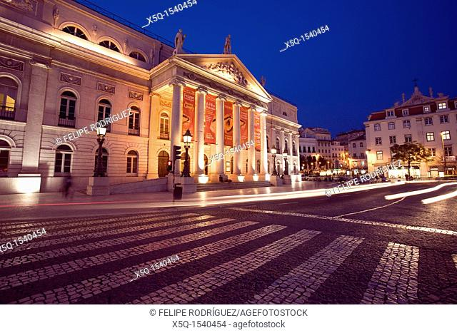 National Theater, Lisbon