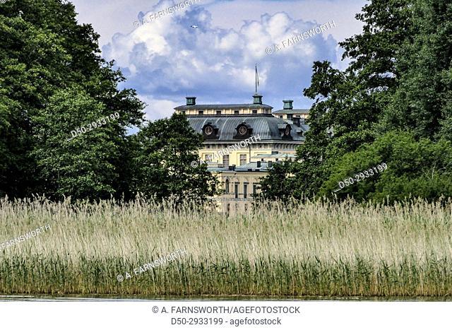 STOCKHOLM, SWEDEN Drottningholm Royal Palace
