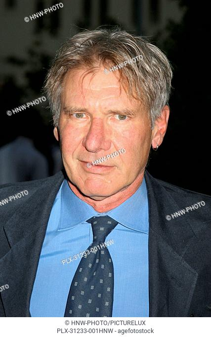 Harrison Ford 10/19/2005 EMA AWARDS@Ebell Club of Los Angeles photo by Fuminori Kaneko/ Hollywoodnewswire.net/ PictureLux