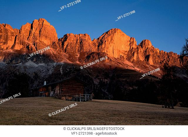 Rosengarten,Italy,Dolomites,Alto Adige