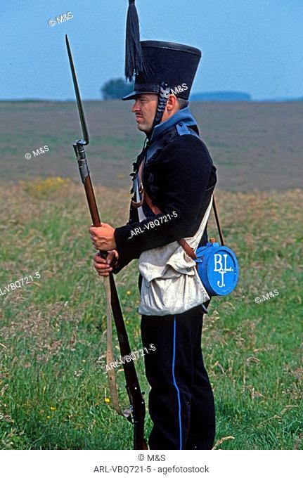 Battle of Waterloo,Belgium