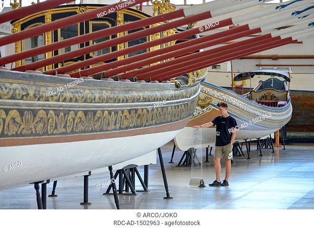 Museum Museu de Marinha, Belem, Lissabon, Portugal