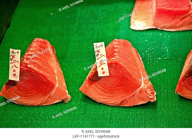 Wholesale seafood price Stock Photos and Images | age fotostock