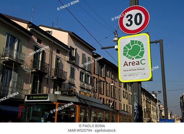area c, milano