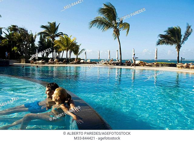 The Residence hotel, Belle Mare, Mauritius