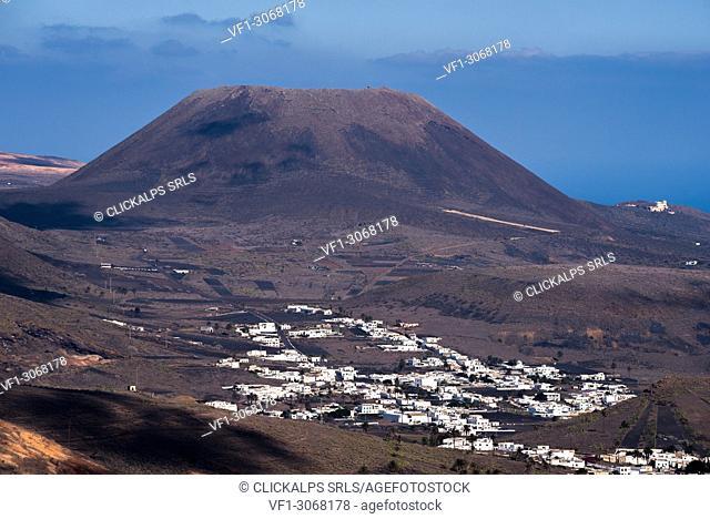 Haria, Lanzarote, Canary island, Spain, Europe