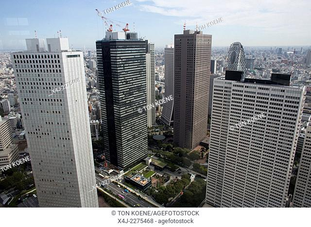 High-rise in Tokyo