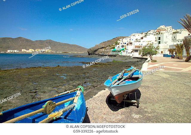Las Playitas. Fuerteventura. Canary Islands. Spain