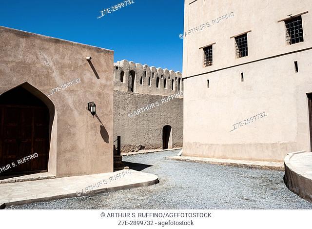 Nizwa Fort, Nizwa, Ad Dakhiliyah Governorate, Oman
