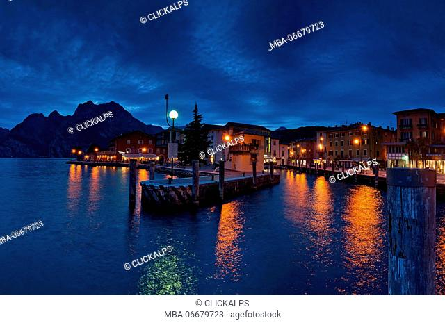 Torbole sul Garda, Lake Garda, Trento province, Trentino Alto Adige, Italy