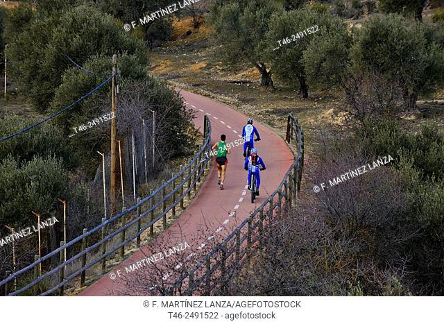 Marathon Greenways Arganda del Rey Madrid