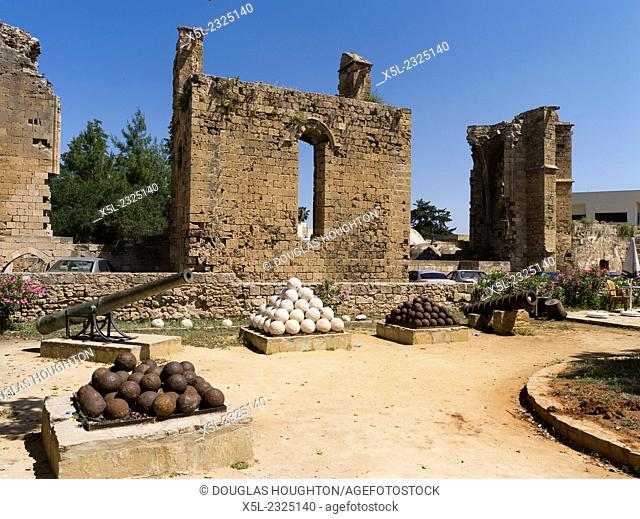 Old Town FAMAGUSTA NORTHERN CYPRUS Palazzo del provedittore