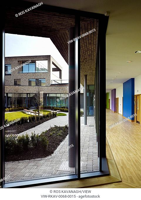 As part of the re-organisation of the Campus at Grangegorman, the existing mental health facilities are being replaced by a 54 b