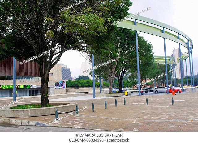 Plaza Mayor CIC, Medellin, Antioquia, Colombia