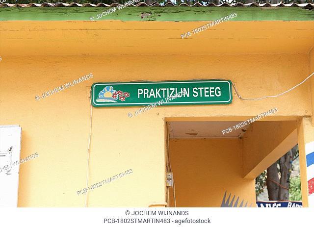 Sint Maarten, Philipsburg, Dutch streetnames