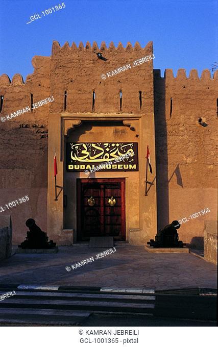 Dubai Museum in Dubai, UAE