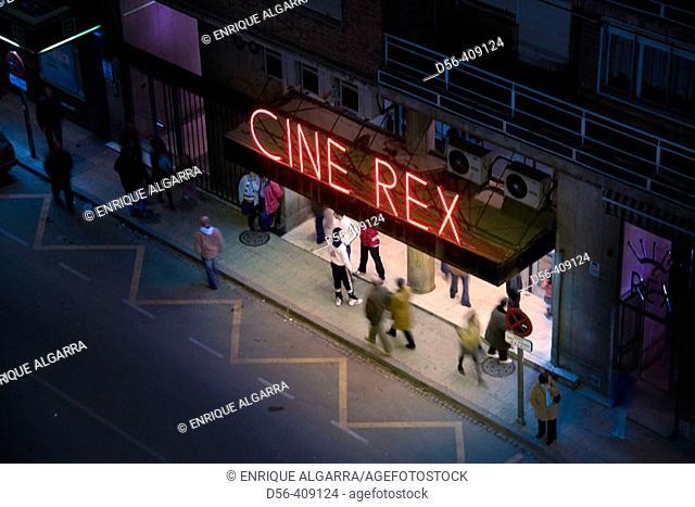 Cine Rex, Soria. Spain