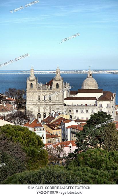 Mosteiro de São Vicente de Fora - Lisbon , Portugal