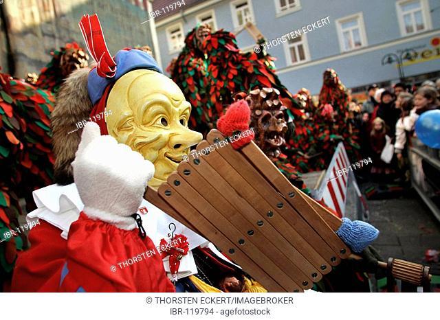Carnival, Stuttgart, Bad Cannstatt, Baden-Württemberg, Germany