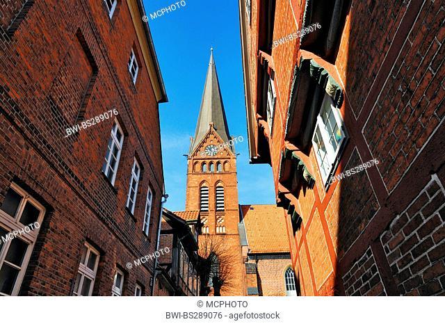 Mary Magdalene Church, Germany, Schleswig-Holstein, Lauenburg