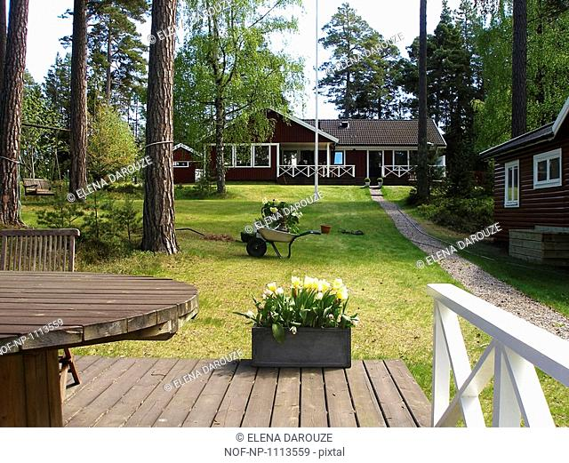 Holiday homes in Sweden