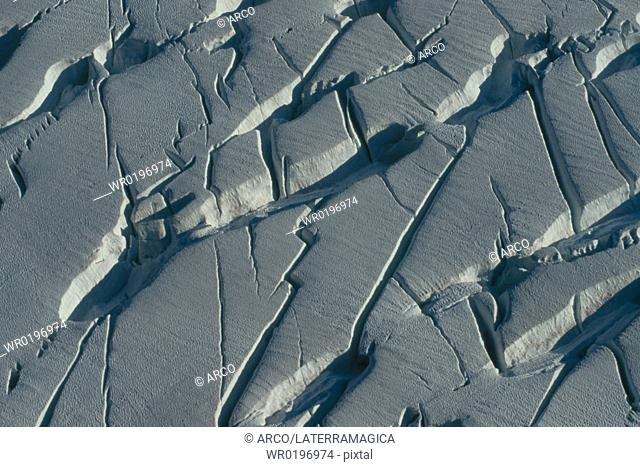 Ruth, Glacier, Alaska, USA