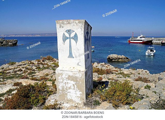 Anchoring ground