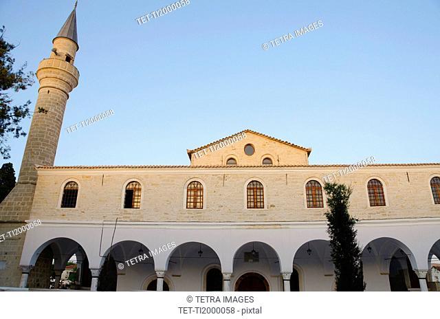 Turkey, Cesme, Alacati, mosque