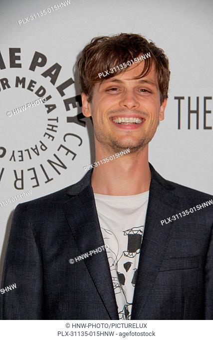 Matthew gray gubler 09 11 Stock Photos and Images | age
