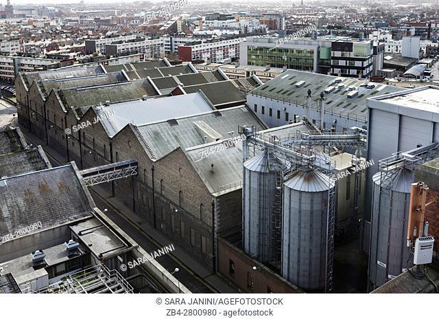 Guinness Factory, Dublin, Ireland, Europe