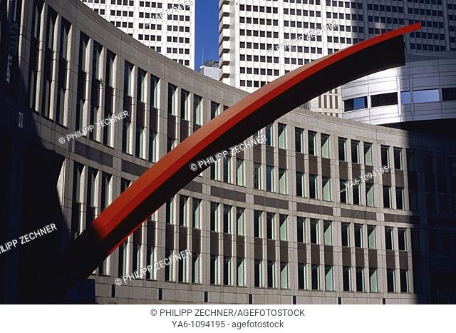 Tokyo Metropolitan Government Building detail