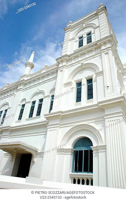 Galle, Sri Lanka: the mosque
