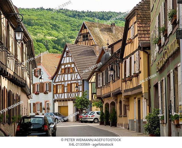 Vogesen, France, Elsass, Strassburg