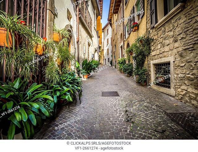 Gargnano, Garda Lake, Lombardy, Italy