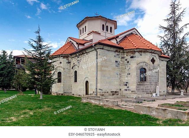 Medieval Buildings in Arapovo Monastery of Saint Nedelya, Plovdiv Region, Bulgaria