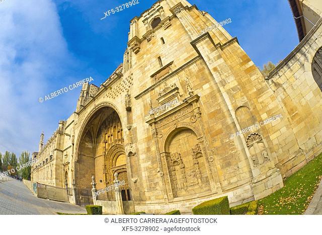 Convent of San Marcos, 16-17th Century Renaissance-Plateresque Style, Good of Cultural Interest, Hostal San Marcos Luxury Parador Hotel, León, Castilla y León