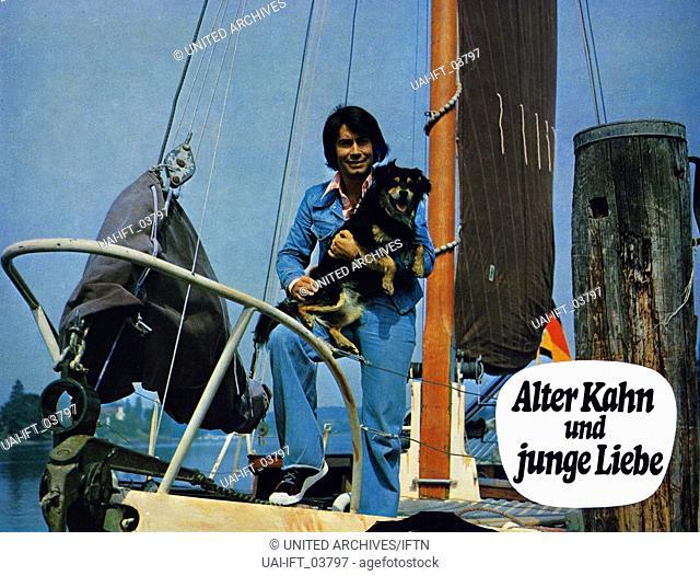 Alter Kahn und junge Liebe, Deutschland 1973, Regie: Werner Jacobs, Darsteller: Roy Black