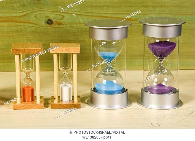 time management and time keeping instruments