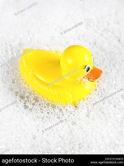 Rubber Ducky bathtime