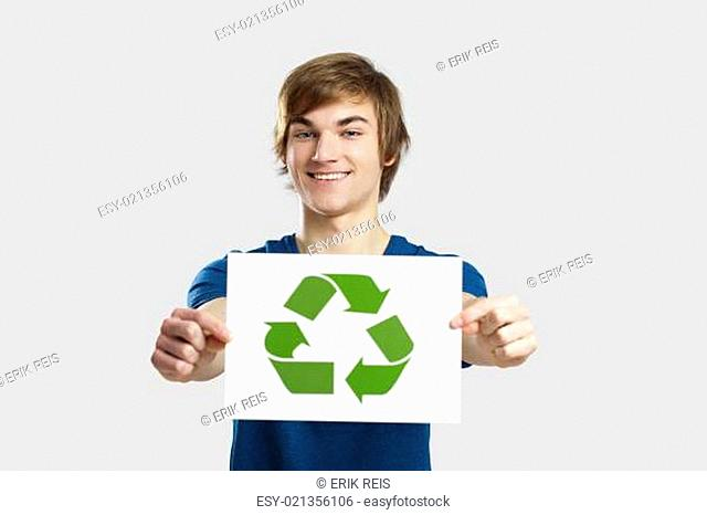 Recycle to a better world