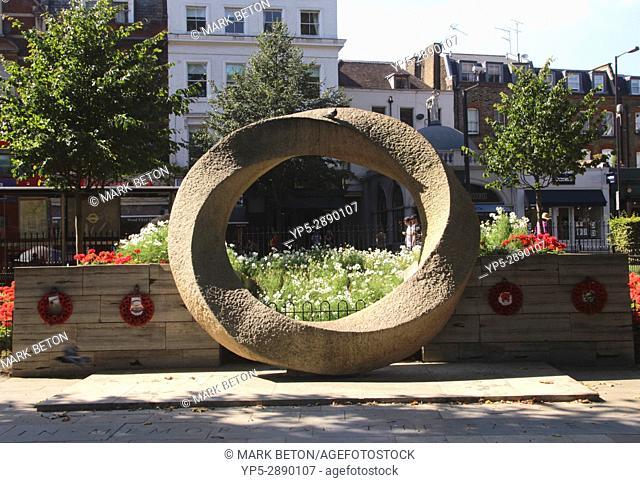 War Memorial Islington Green London