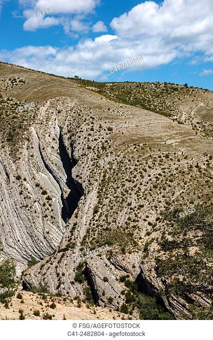 Aren de Noguera. Huesca, Spain