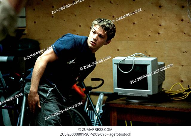 Aug 01, 2000; Hollywood, CA, USA; Actor RYAN PHILLIPPE stars at Milo Hoffman in thriller'Antitrust' Movie Stills. (Credit Image: Auto Images/ZUMAPRESS