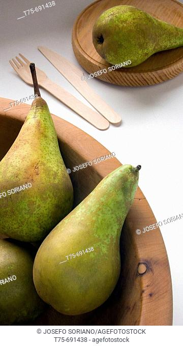 'Conference' pears