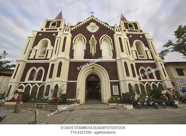 St. Augustine Church, Vigan, Ilocos Sur, Philippines